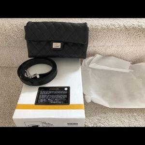 Sold Brand new Chanel Uniform belt waist bag.